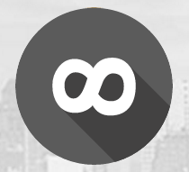 アンリミテッド口座のロゴマーク